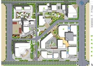 某城市景观规划设计