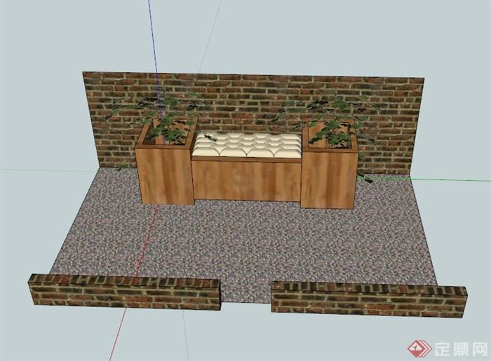 纸盒手工制作院子