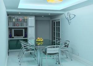 20套精美的住宅室内装饰效果图