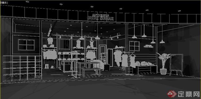 室内设计3dmax模型