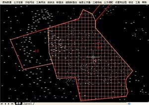 飞时达方格网法土方量计算视频演示教程