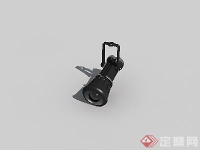 户外射灯素材3dmax模型
