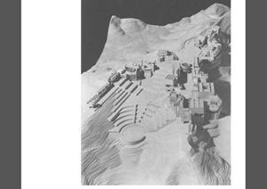 盖蒂中心建筑设计过程的PDF文本