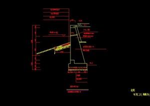 6款园林景观节点施工图CAD格式