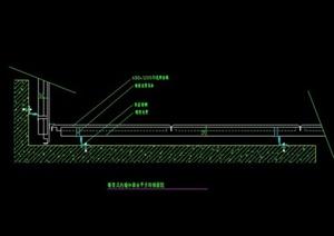 某金属顶棚设计CAD施工图
