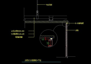 某建筑地面设计CAD施工图