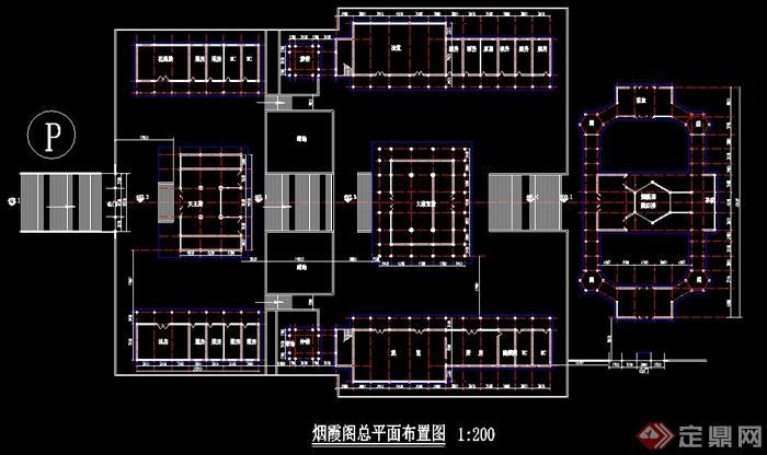 筑方案设计图纸