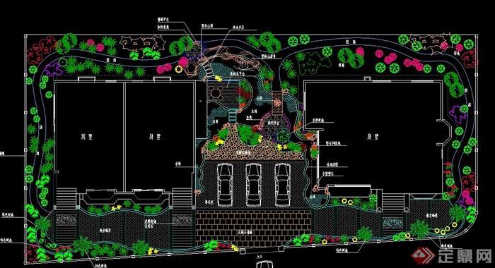 cad电路设计图展示