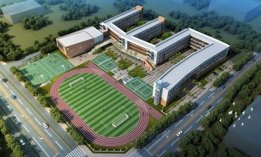 合肥市十五里河小学规划设计方案