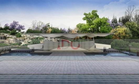 抚仙湖掬月旅游度假区——样板区景观设计