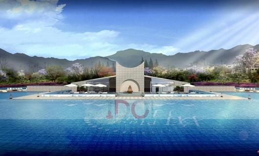 抚仙湖掬月旅游度假区——山顶休闲体验区