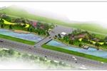 某厂区入口景观设计效果图4