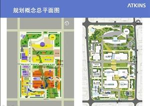 某 广电信息田林创意产业园区概念性规划及建筑设计PPT文本