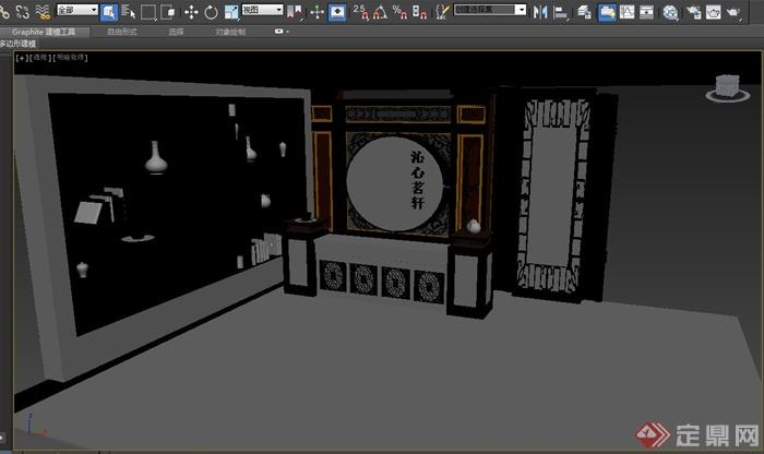 方案 含3D CAD 效果图