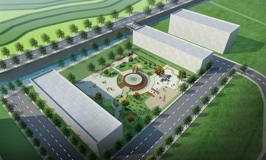 广场景观设计的四种方案