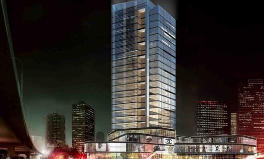 高層辦公樓建筑設計