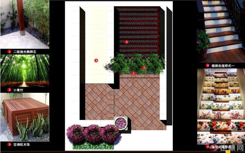 西安庭院立体绿化设计施工 陕西景观立体绿化设计施工 陕西古建园林