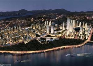 重庆西部新区城市规划方案pdf格式