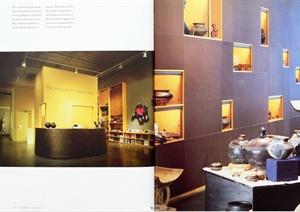 关于博物馆建筑空间设计外文资料JPG文本