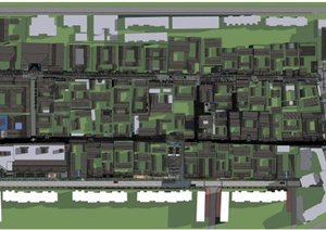 成都宽窄巷子景观规划设计ppt方案图片