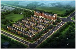天津联排别墅项目