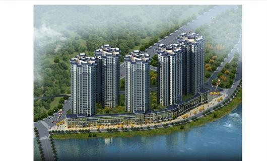 四川住宅商業方案設計