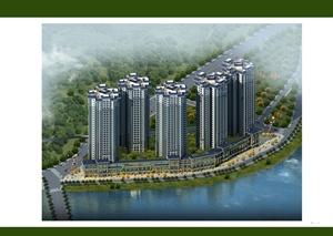 四川住宅商业方案设计