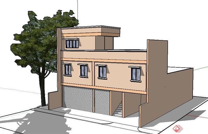 半圆阳台设计图纸-半圆形阳台-厨房阳台cad设计图纸-冒险岛2房屋设计