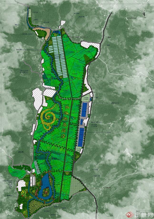 景区综合规划