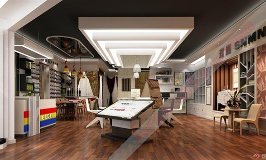 红石室内设计工作室
