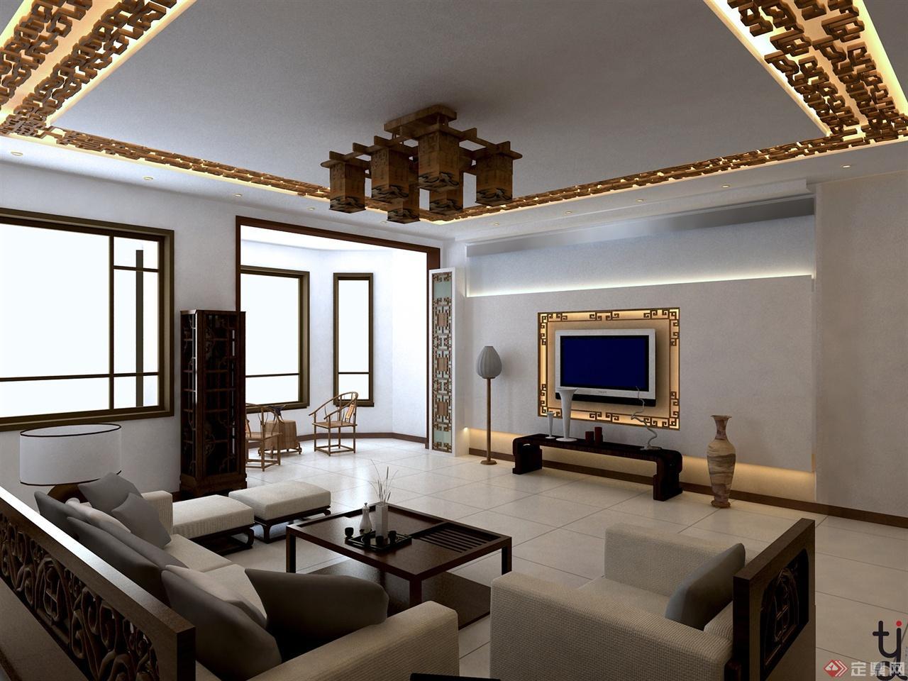 中式室内设计
