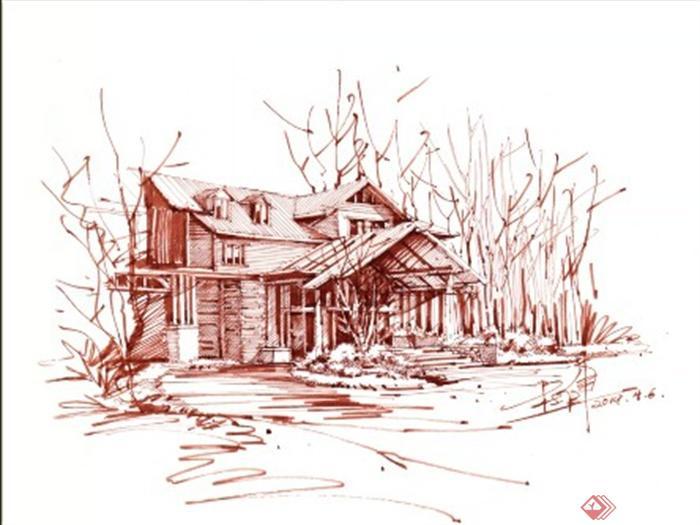 手绘,东南亚风格