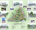 住宅区景观分析图