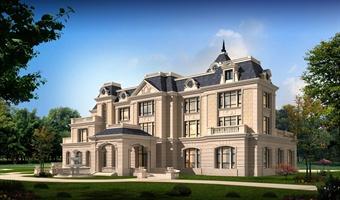 法式建筑别墅