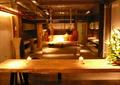 长桌子,陶罐,陈设品,柜子