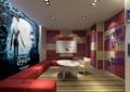 培训室,教室,沙发,桌椅,装饰墙,文化教育