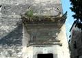 中式门头,屋檐,翘角,马头墙