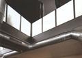 椅子,柜台,玻璃屋顶窗,换气管道
