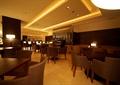 咖啡厅空间,椅子,茶几,灯饰