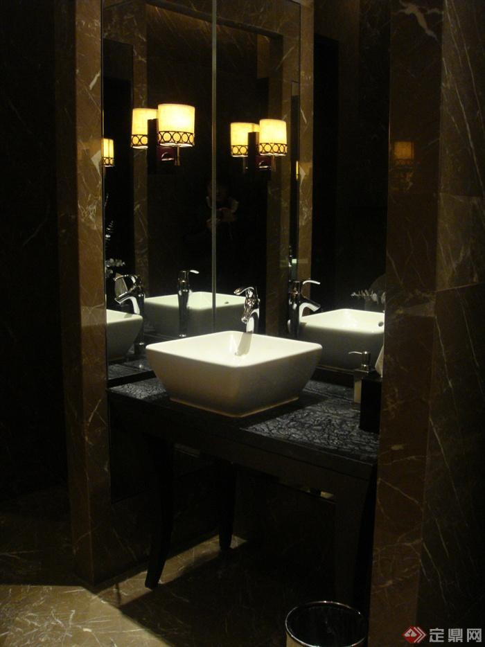酒店,卫生间,洗手盆,洗手台