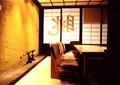 料理店,餐厅,餐桌,装饰墙