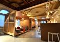 咖啡厅,咖啡包间,灯饰,吧台