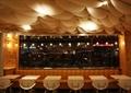 咖啡厅,餐饮空间,玻璃窗,长沙发,桌子