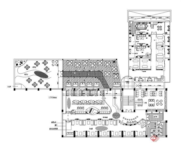 阳光岛大卫咖啡厅室内设计-平面布置咖啡厅-设计师