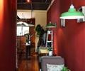 吊灯,沙发茶几,地板,餐饮空间