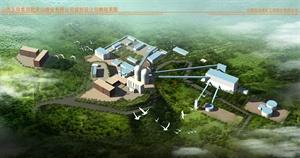 山西赵家庄煤矿矿区规划设计