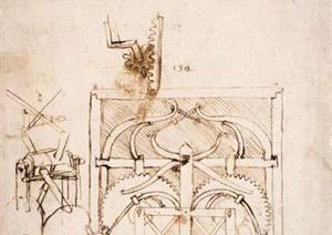 达芬奇素描作品图集