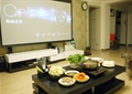 客厅,影院,茶几,电视柜