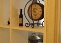 博古架,钟表,杯具