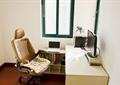 窗子,椅子,电脑,电脑桌